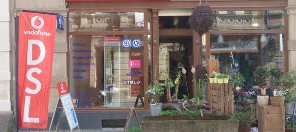 Der Vodafone Fachhandel Pirna steht für Qualität und guten Service.